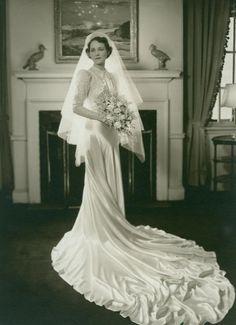 Vintage 1950s Bride