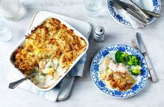 Healthy Fish Pie | Fish Pie Recipe | Tesco Real Food