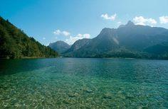 Der Alpsee mit Säuling und Tegelberg