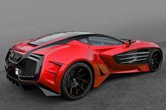 it Cars — Laraki Epitome Concept For 2 million(USD) you get. Lamborghini Diablo, Weird Cars, Cool Cars, Casablanca, Supercars, Dream Cars, Aston Martin, Pebble Beach Concours, Concours D Elegance