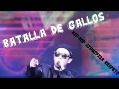 Hip Hop significa respeto. Batallas de gallos - YouTube Hip Hop, Youtube, Movies, Movie Posters, Musica, Roosters, Respect, Film Poster, Hiphop