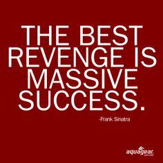 #motivation courtesy of Frank Sinatra www.aquagear.com