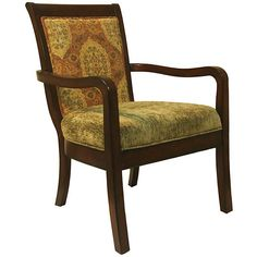 Royal Freemont Two-Tone Accent Chair