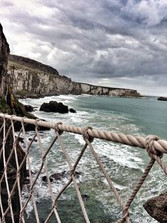Carrick a Rede Rope, Northern Ireland, Causeway coastal Route