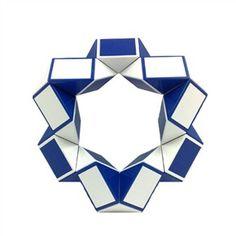 Rubik Snake, Tangram Puzzles, Cube Puzzle, Snake Patterns, Childhood Toys, Geometry, Magic, Shapes, Cool Stuff