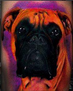 Dog Ink Tattoo