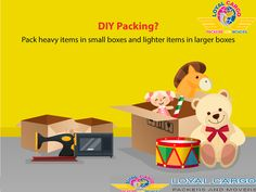 Are you choosing to Pack your household yourself? Then, follow some of essential tips to enjoy safe and easy Packing. http://goo.gl/r5TkxO