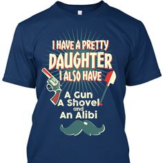 Perfect t-shirt for dad