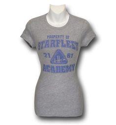 Images of Star Trek Starfleet Academy Women's T-Shirt