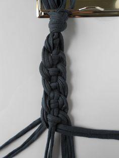 Make a Stunning Knotted Neckpiece | Crafttuts+
