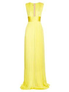 MARIA LUCIA HOHAN Rita silk-tulle gown. #marialuciahohan #cloth #gown