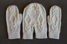 lovers mittens
