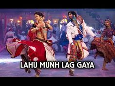 Lahu Munh Lag Gaya | Full Video Song | Goliyon Ki Rasleela Ram-leela - YouTube