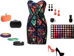 pick a color, created by marmar2820 on Polyvore