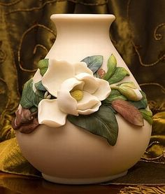 Magnolia Table Vase