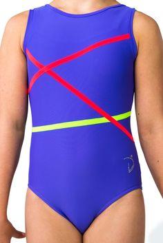 Di's Designs - Fraction - Purple - $70.48 - #leotard #gymnastics #gymnast #gymsuit