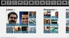 Channel NewsAsia // provides Asian views on World, Business, Sports and Entertainment news stories, bring them to life through daily picture galleries and video clips.