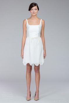 Kate McDonald Fall 2015 Wedding Dresses   Wedding Inspirasi