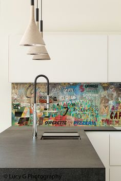 Kitchen Backsplash Nz glassartnz - painted glass splashbacks new zealand-glassart