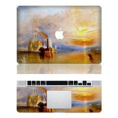 Full Mac Decal Macbook Decals apple decals mac by SurpriseSticker, $16.99