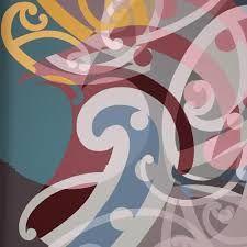 Maori Art, Graphic Design, Contemporary