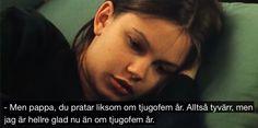 #svenskafilm #fuckingåmål #svenska