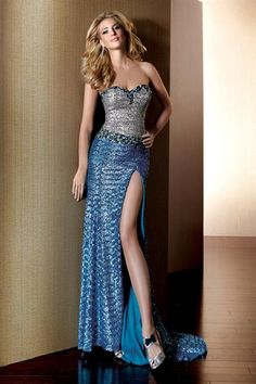 Alyce 2132 at Prom Dress Shop