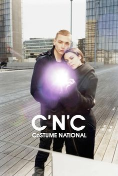 C'N'C Costume National A/W '12 ad campaign