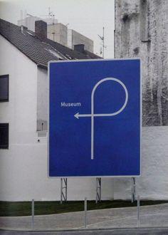 elegant signage