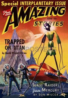 amazing stories pulp covers | pulp covers marvel science stories pulp covers frank frazetta slay ...