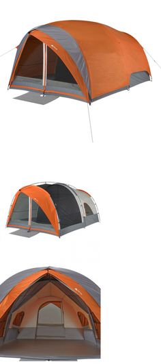 Tents 179010 Ozark Trail 8-Person Dome Tunnel Tent With Maximum Weather Protection -  sc 1 st  Pinterest & Tents 179010: Vango Meteor 200 Hiking Tent-Anthracite Tunnel Tent ...