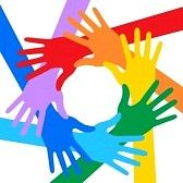 Illustration about Rainbow Colors Hands Icon, vector illustration for your design. Illustration of print, icon, charity - 42354591 Logo Mano, Harmony Day, Friends Of The Library, Autism Tattoos, Hands Icon, Hand Logo, Bullet Journal Ideas Pages, Diy Birthday, 20th Anniversary