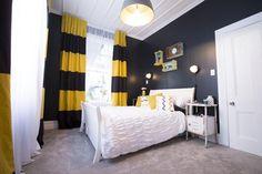 WEEK THREE KIDS ROOM: Alice and Caleb's teenage room #theblocknz