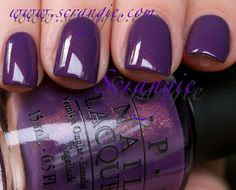 """Scrangie: OPI Holland Collection for Spring/Summer 2012 Swatches and Review    """"Dutch ya just love OPI"""""""