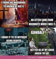 Gandalf...you're up.