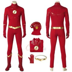 Item Number:dcthf002, Find High Quality The Flash Costume The Flash Season 5 Cosplay Barry Allen Full Set Halloween in our shop. You will get the best price!