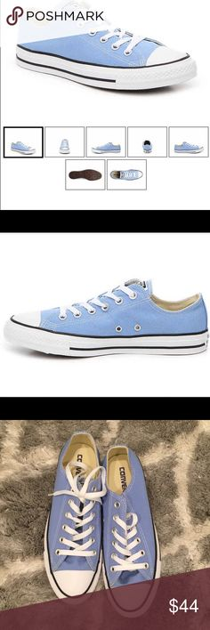 NIB Converse All Star Sneaker Brand new in box. Please keep in mind Converse usually runs big (usually by half a size) I found out the hard way so my loss is your gain! 😉 Converse Shoes Sneakers