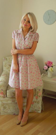 Simplicity 1880 Shirtdress