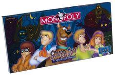Scooby Doo Monopoly, um yes!!!!!!!!!!!!!!!!!!!!!!!!!!