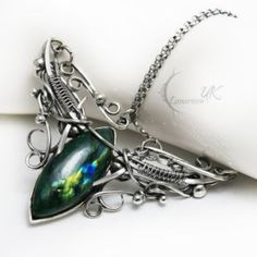 SHANHTILRN - silver and labradorite by LUNARIEEN on @DeviantArt