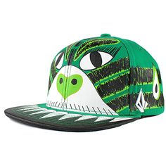 Happy Colors Youth Hat grn