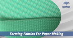 Forming Fabrics For Paper Making, Paper Machine Clothing
