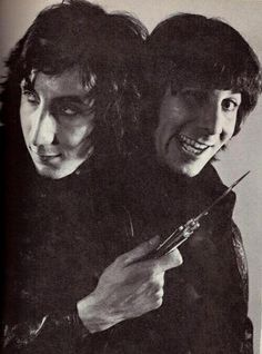 pete townshend & keith moon