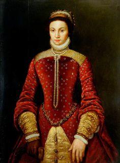Escuela flamenca; Mary Tudor