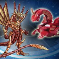 Apollonir (Original version Fafnir (ファーブニル Fābuniru)) was the most powerful Dragonoid Bakugan...
