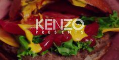 Guarda Here Now by Gregg Araki x Kenzo