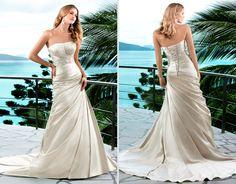 Stella York 5513 - SIZE 10 - Ellie's Bridal Boutique (Alexandria, VA) elliesbridal.com
