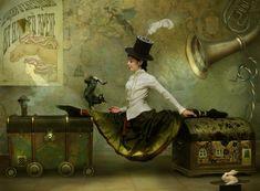 Photo Manipulation by Vladimir Fedotko