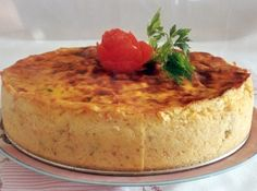 Receita de Torta de Batata - CyberCook Receitas                              …