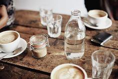 Rendez-vous au café via Annabele Plueckthun